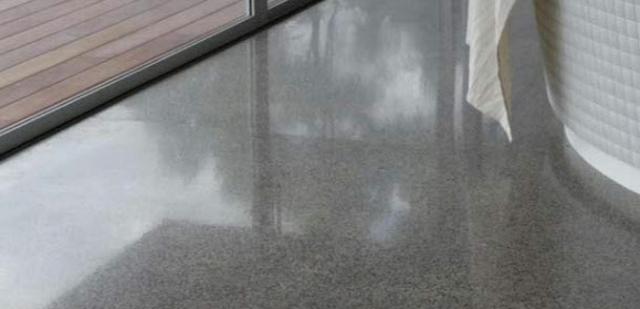 Sand and Seal Concrete Floor