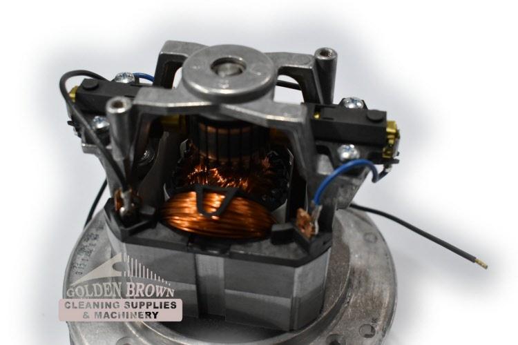 Vacuum Motor 2 Stage Domel 240v 1700w Mkm3787 Mkm3787